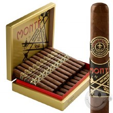 "Monte by Montecristo AJ Fernandez 6"" x 55 Ring Guage"