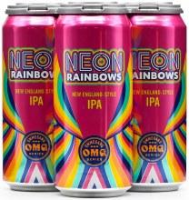 Ommegang Neon Rainbows IPA 4pk 16oz Can
