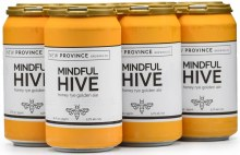 New Province Mindful Hive 6pk 12oz Can