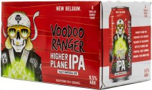 New Belgium Voodoo Ranger Higher Plane 6pk 12oz Can