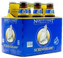 North Coast Scrimshaw Pilsner 6pk 12oz Btl