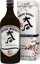 Ohishi Ex Brandy Cask Whisky 750ml