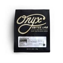 Onyx Coffee Lab Geometry Coffee Beans 12oz Bag