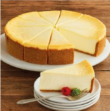 The Cheesecake Factory Original Cheesecake 10""