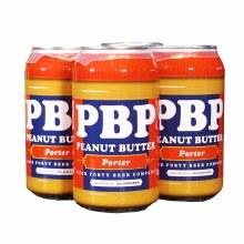 Back Forty Peanut Butter Porter 4pk 12oz Can