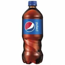 Pepsi 20oz Btl
