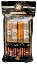 Perdomo Connecticut Humidified Bag 4 Pack 4pk