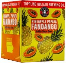 Toppling Goliath Pineapple Papaya Fandango Sour 4pk 16oz Can