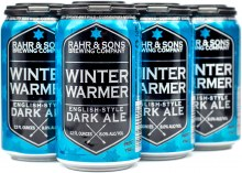 Rahr & Sons Winter Warmer Dark Ale 6pk 12oz Can