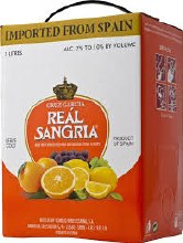 Real Sangria Red 3L