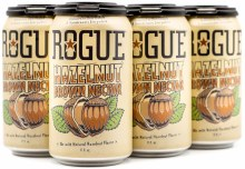 Rogue Hazelnut Brown Nectar 6pk 12oz Can