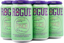 Rogue Just a Pinch Helles Lager 6pk 12oz Can