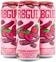 Rogue Rhubarb Schmubarb 4pk 16oz Can