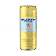 San Pellegrino Lemon & Zest 11.2oz Can