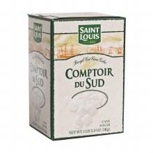 Saint Louis Comptoir du Sud Sugar Cubes 2.2lb Box
