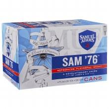 Samuel Adams Sam '76 6pk 12oz Can