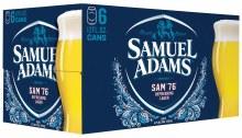 Samuel Adams Sam 76 6pk 12oz Can
