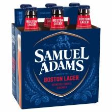 Samuel Adams Boston Lager 6pk 12oz Btl