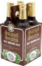 Samuel Smiths Nut Brown Ale 4pk 11.2oz Btrl