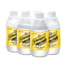 Schweppes Tonic Water 6pk 10oz Btl