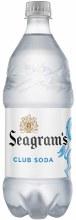 Seagrams Club Soda  1L Btl