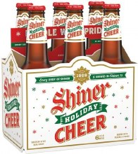 Shiner Holiday Cheer 6pk 12oz Btl