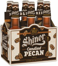 Shiner Candied Pecan 6pk 12oz Btl