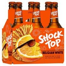 Shock Top Belgian White 6pk 12oz Btl