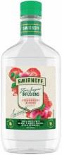 Smirnoff Zero Sugar Infusions Strawberry & Rose Vodka 375ml