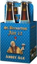 St. Bernardus Abt 12 Abbey Ale 4pk 11.2oz Btl