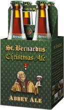 St. Bernardus Christmas Ale 4pk 11oz Btl