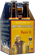 St. Bernardus Pater 6 4pk 11oz Btl