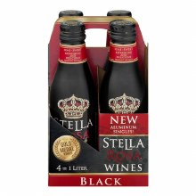 Stella Rosa Black 4pk 250ml Can
