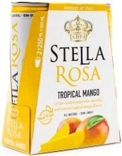 Stella Rosa Tropical Mango 2pk 250ml Can