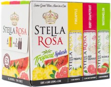 Stella Rosa Tropical Splash Variety Pack 6pk 250ml Can