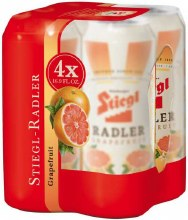 Stiegl Radler Grapefruit 4pk 16oz Can