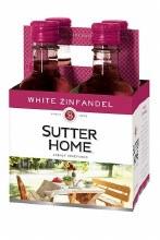 Sutter Home White Zinfandel 4pk 187ml