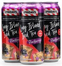 TGIFs Blackberry Long Island Iced Tea 4pk 16oz Can