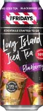 TGIFridays Blackberry Long Island Iced Tea 23.5oz Can