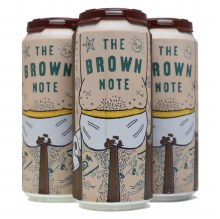 Against The Grain Brown Note Brown Ale 4pk 16oz Can