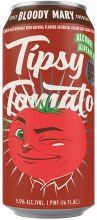 Tipsy Spicy Bloody Mary Cocktail 16oz Can