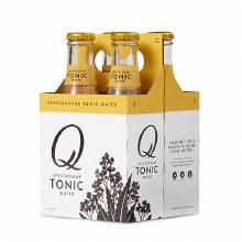 Q Tonic Water 4pk 6.7oz Btl
