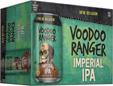 New Belgium Voodoo Ranger Imperial IPA 12pk 12oz Can