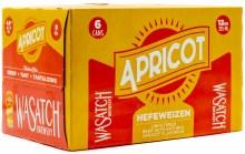 Wasatch Apricot Hefeweizen 6pk 12oz Can