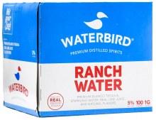 Waterbird Ranch Water 4pk 12oz Can