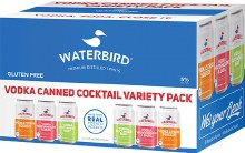 Waterbird Variety Pack 6pk 12oz Can