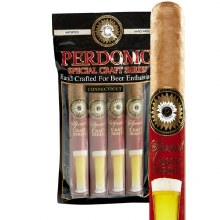 "Perdomo Craft Connecticut (4pk) 6"" x 54 Ring Gauge"