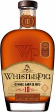 WhistlePig 10 Year Hand Selected Single Barrel Rye Whiskey 750ml