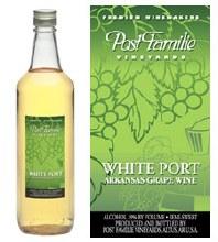Post Familie White Port 750ml