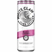 White Claw Black Cherry 19oz